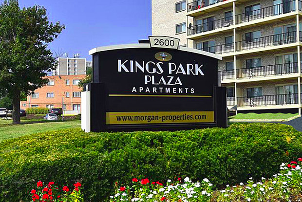 Kings Park Plaza - 2600 Queens Chapel Rd, Hyattsville, MD 20712