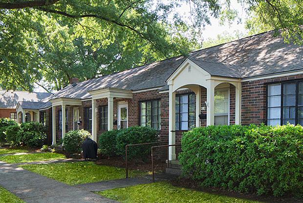 Country Club - 2518 Fairview Rd, Raleigh, NC 27608