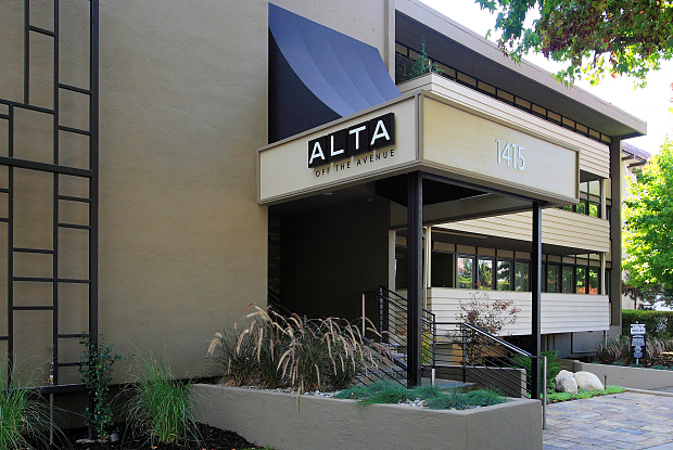 Alta off the Avenue - 1415 Floribunda Avenue, Burlingame, CA 94010