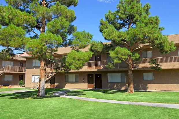 Bella Estates Apartments - 5101 E Twain Ave, Sunrise Manor, NV 89122
