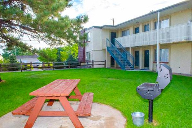 Green Mountain Apartments - 12641 W Mississippi Ave, Lakewood, CO 80228