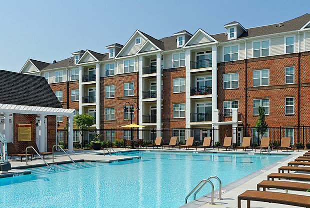 The Apartments at Cobblestone Square - 627 Cobblestone Cir, Fredericksburg, VA 22401