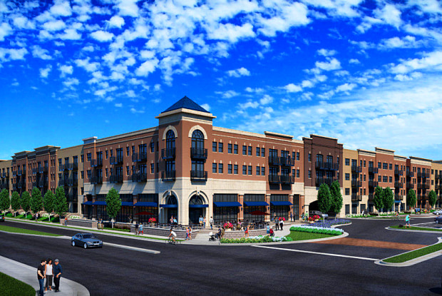 The Arbuckle - 7249 Arbuckle Commons, Brownsburg, IN 46112