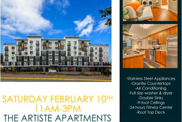 The Artiste - 20221 Aurora Ave N, Shoreline, WA 98133