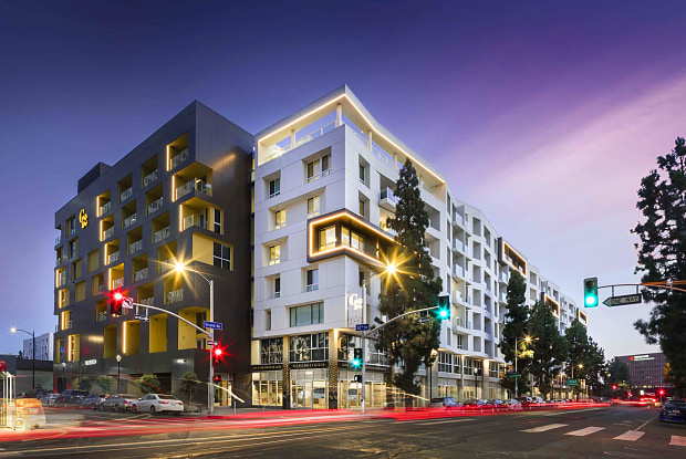 G12 Apartments - 1200 S Grand Ave, Los Angeles, CA 90015