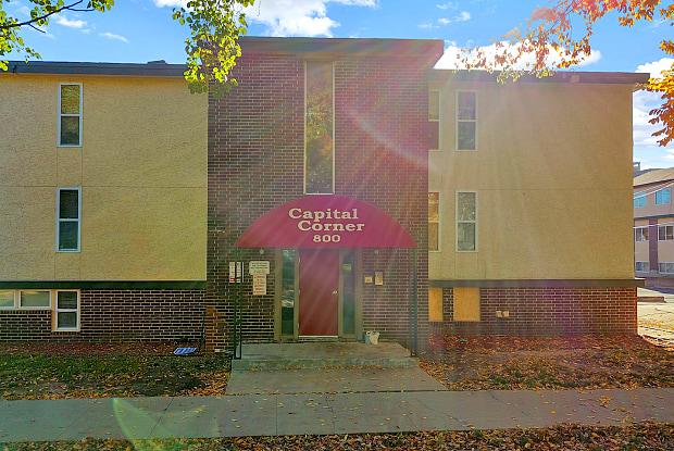 Capital Corners - 800 Southwest Polk Street, Topeka, KS 66612