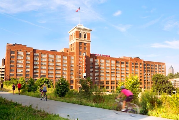 Flats at Ponce City Market - 675 Ponce de Leon Ave NE, Atlanta, GA 30306