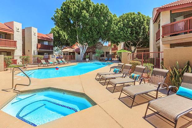 Greentree Apartments - 5959 W Greenway Rd, Glendale, AZ 85306