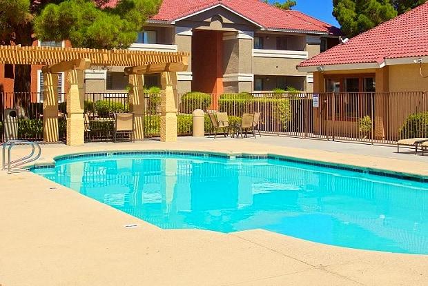 Sky Court Harbors at The Lakes II - 9027 W Desert Inn Rd, Spring Valley, NV 89117