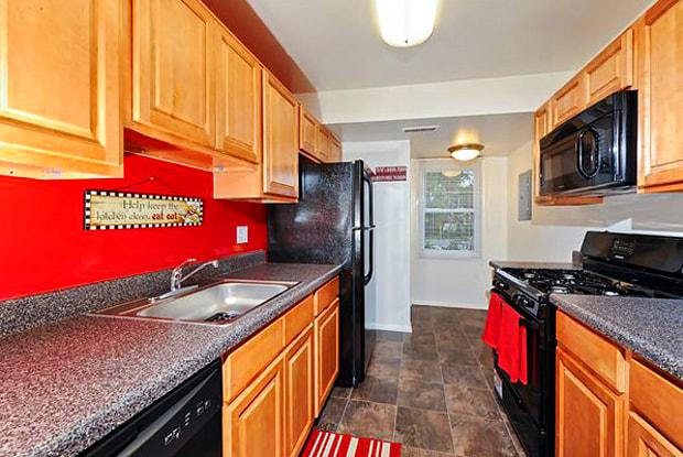 Cedar Gardens & Towers Apartments & Townhomes - 8246 Church Ln, Milford Mill, MD 21244