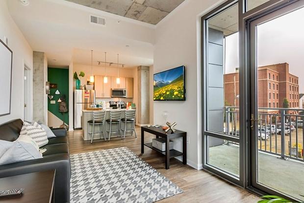 SkyGarden Apartments - 28 Woolfe St, Charleston, SC 29403