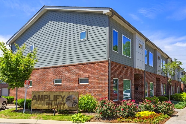 Amplify on Main - 30 McFerrin Ave, Nashville, TN 37206
