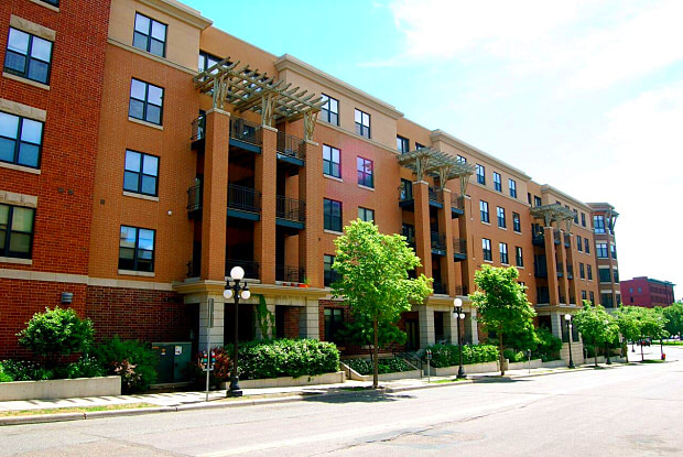 Sibley Court Apartments - 484 Temperance St, St. Paul, MN 55101
