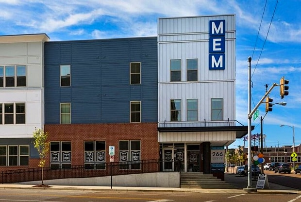 266 Lofts - 266 South Front Street, Memphis, TN 38103