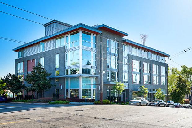 Weatherford - 1321 E John St, Seattle, WA 98102