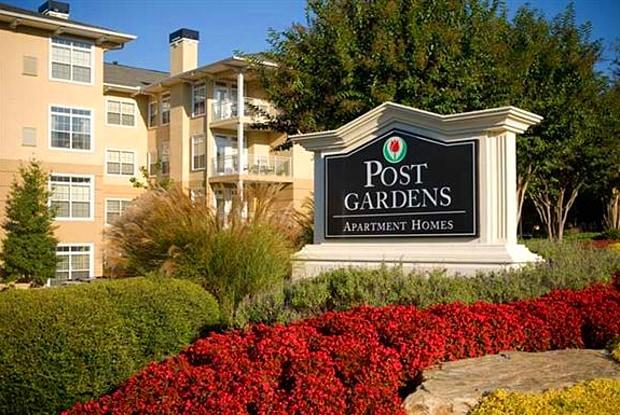 Post Gardens   1020 Lenox Park Blvd NE, Atlanta, GA 30326