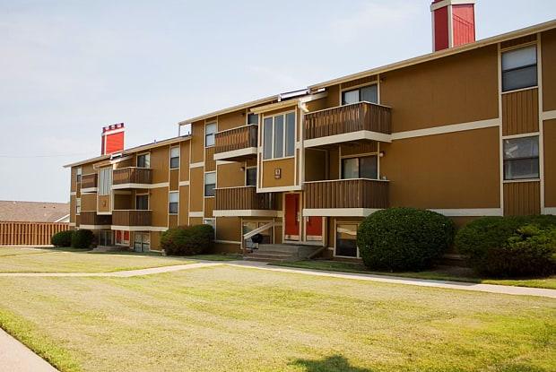 21W at Wichita State - 5400 E 21st St N, Wichita, KS 67208