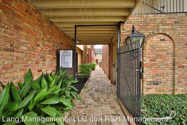 1717 Commonwealth - 1717 Commonwealth Street, Houston, TX 77006