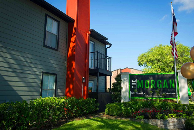 The Morgan - 2401 Westridge Street, Houston, TX 77054
