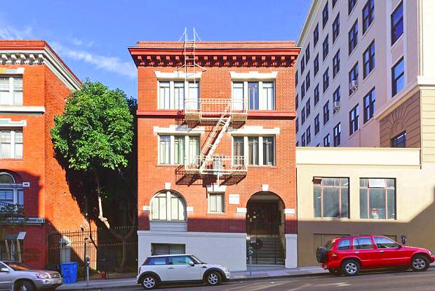 1240 BUSH - 1240 Bush St, San Francisco, CA 94109