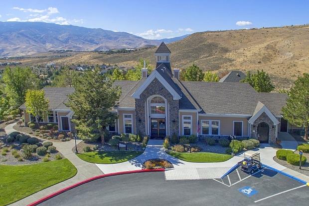 Manzanita Gate Apartment Homes - 2475 Robb Dr, Reno, NV 89523