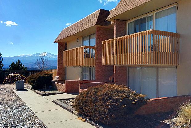 Academy Manor - 1530 Jamboree Drive, Colorado Springs, CO 80920