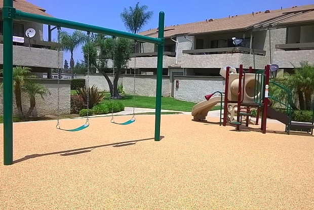 Park Terrace Apartments - 12351 Marshall Ave, Chino, CA 91710