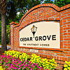 Cedar Grove Fine Apartment Homes - 8710 Evangeline Dr, North Charleston, SC 29420