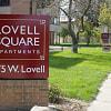 Lovell Square - 475 West Lovell Street, Kalamazoo, MI 49007