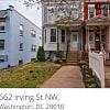 662 Irving Street Northwest - 662 Irving Street Northwest, Washington, DC 20010