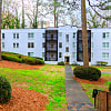 Park at Peachtree Memorial - 128 Peachtree Memorial Dr NW, Atlanta, GA 30309