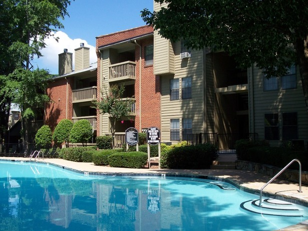 W Flats - One of Charlotte's loveliest neighborhoods is home to one of its most striking apartment communities: W Flats Apartments