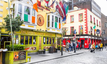 Les 8 villes à visiter en Irlande