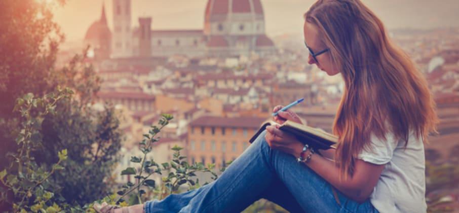 Un guide de Florence, Italie