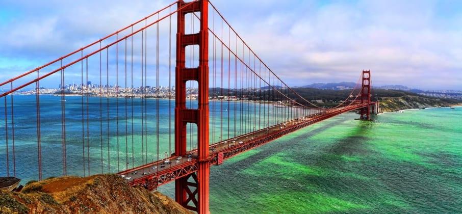 La Californie, concentré du rêve américain : San Francisco et San Diego