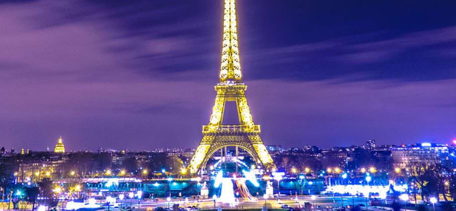 Paris vu par une jeune Anglaise