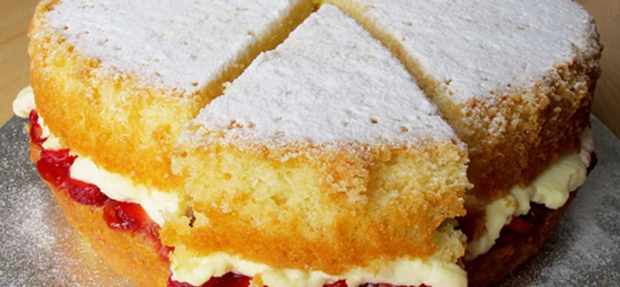 Victoria Sponge Cake : un classique dans la tradition culinaire british !