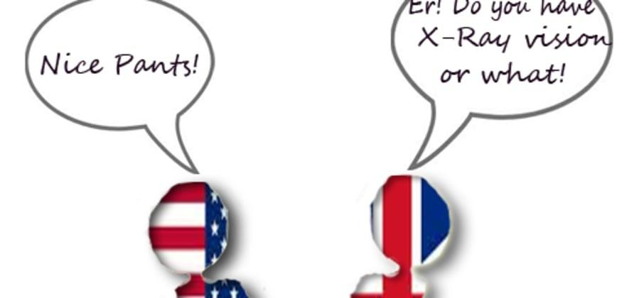 L'anglais des Etats-Unis vs l'anglais au Royaume-Uni
