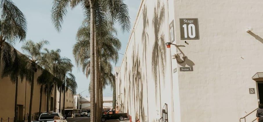 Les studios Warner Bros
