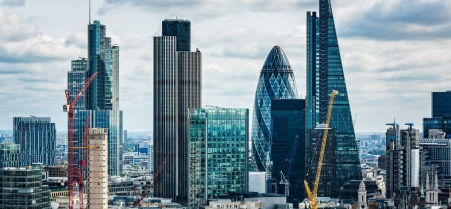 L'architecture londonienne