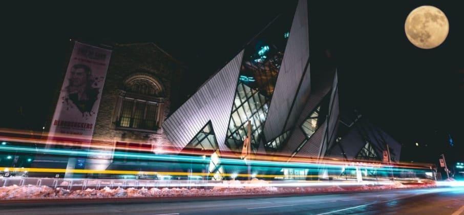 Le musée royal d'Ontario