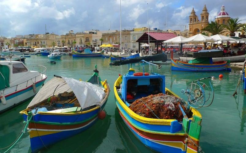 Immersion totale à Malte
