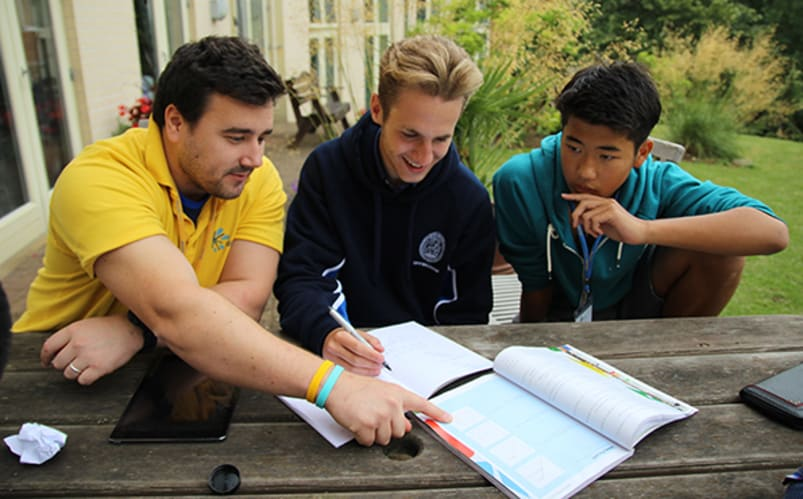 Cobham Young Leaders