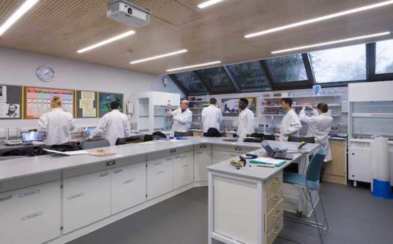 Oxford Sciences ou Art et digital design