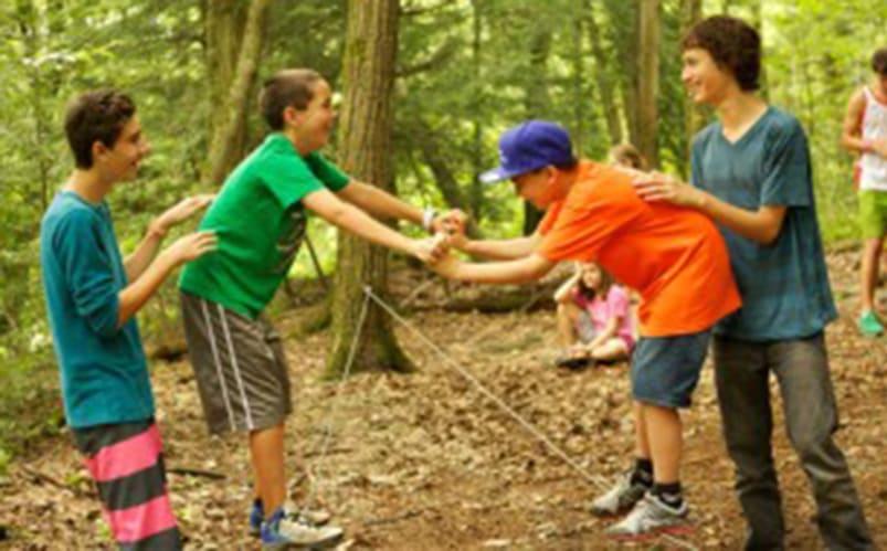 Hunts Rock Camp