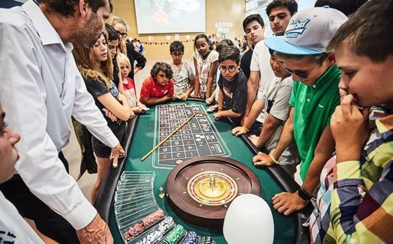 Anglais & activités en campus alpin