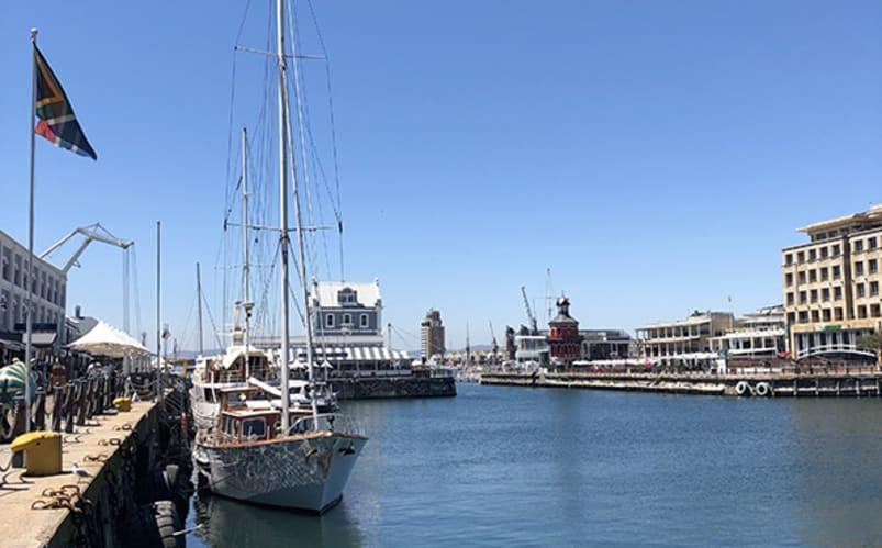 Mission en Afrique du Sud (Cape Town)