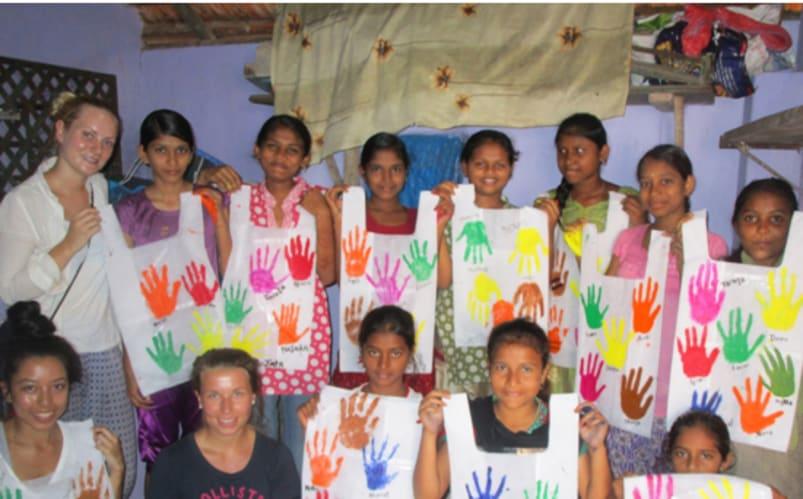 Mission au Népal