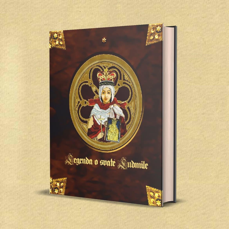 Kniha-ludmila