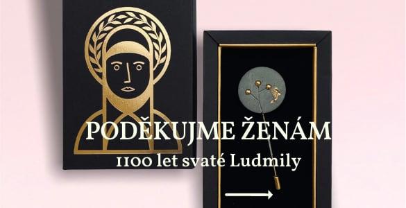1100 let svaté ludmily